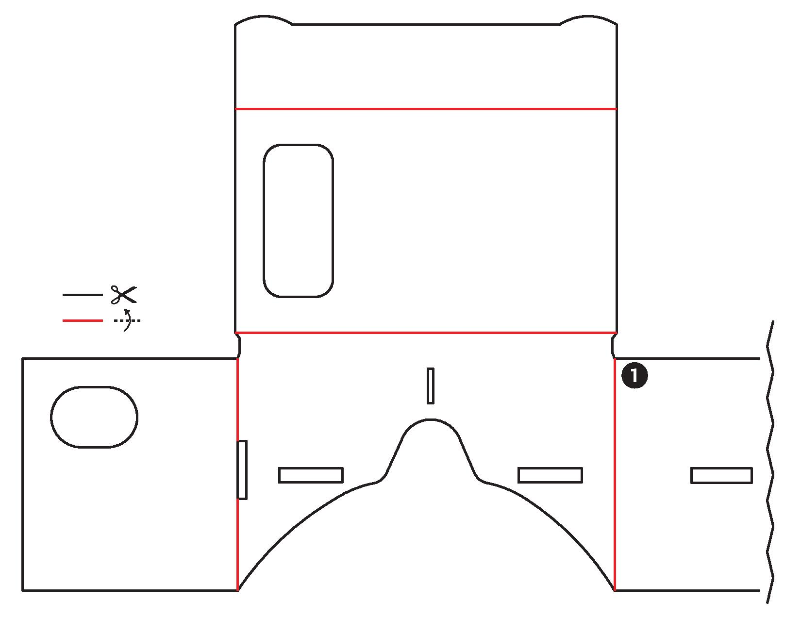 File:Google cardboard instruction2.jpg - Virtual Reality and Augmented Reality Wiki - VR & AR Wiki