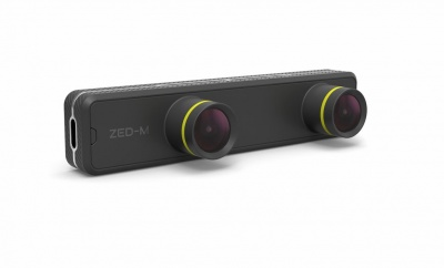 ZED mini - Virtual Reality and Augmented Reality Wiki - VR AR & XR Wiki
