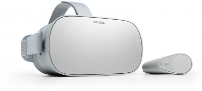 f38a2fb36883 Oculus Go - Virtual Reality and Augmented Reality Wiki - VR AR   XR Wiki