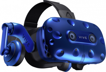 HTC Vive Pro - Virtual Reality and Augmented Reality Wiki