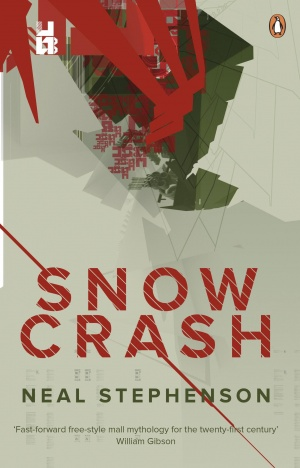 Snow Crash - Virtual Reality and Augmented Reality Wiki - VR AR & XR
