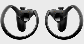 8cba89e23f74 Oculus Touch - Virtual Reality and Augmented Reality Wiki - VR AR ...
