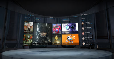 dc7f549482f5 Oculus Home - Virtual Reality and Augmented Reality Wiki - VR AR ...